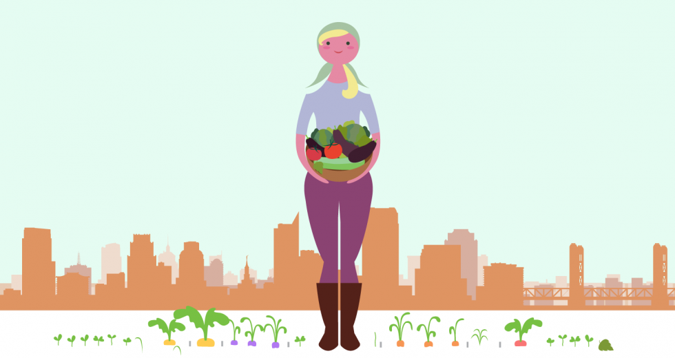 Image of The Battle for Urban Ag