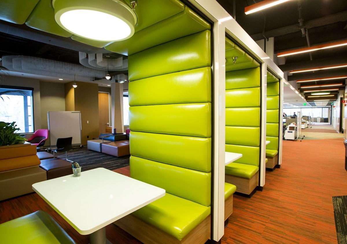 Collaborative Spaces Comstock S Magazine
