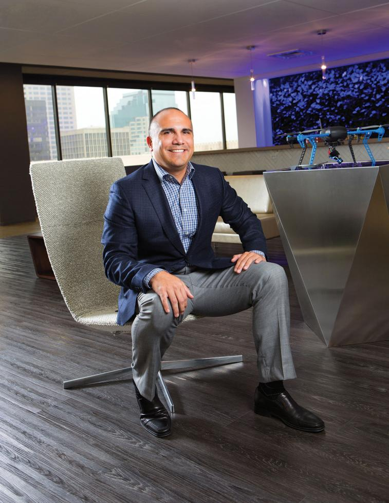 Ryan Montoya, senior vice president of strategy, innovation and technology for the Sacramento Kings, has one goal: Build the planet's most tech-savvy sports franchise.
