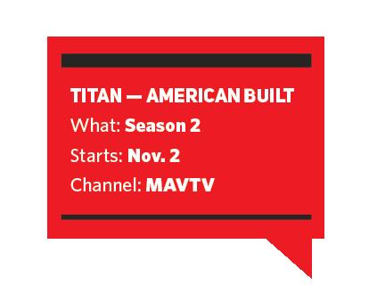 Image of Industrial Titan