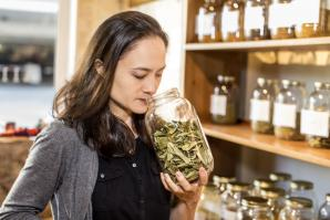 Heather Wong's love of food and spices, and her worldly travels, inspired her to open a spice shop in Sacramento.