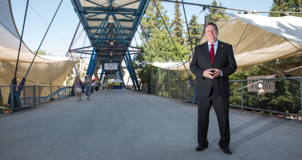 Rick Pickering, general manager, California State Fair
