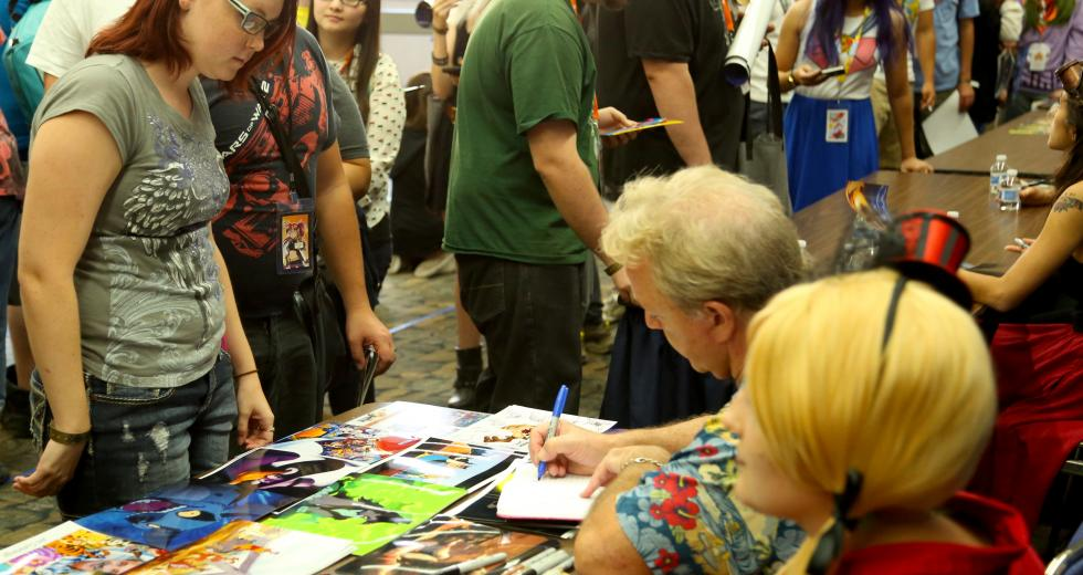SacAnime's summer show in 2015 set an attendance record. (Photo courtesy SacAnime)