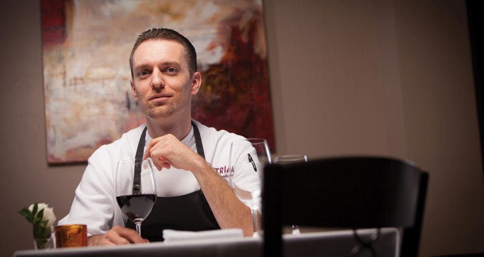 Pajo Bruich, executive chef; Enotria Restaurant & Wine Bar