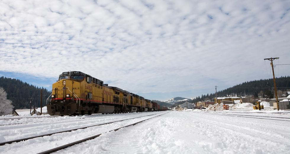 Truckee is handling a number of large commercial proposals, including the redevelopment of the town's rail yard.