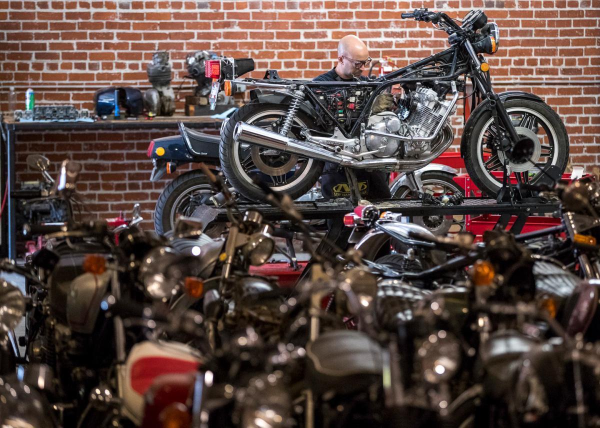 Honda Motorcycle Service Sacramento