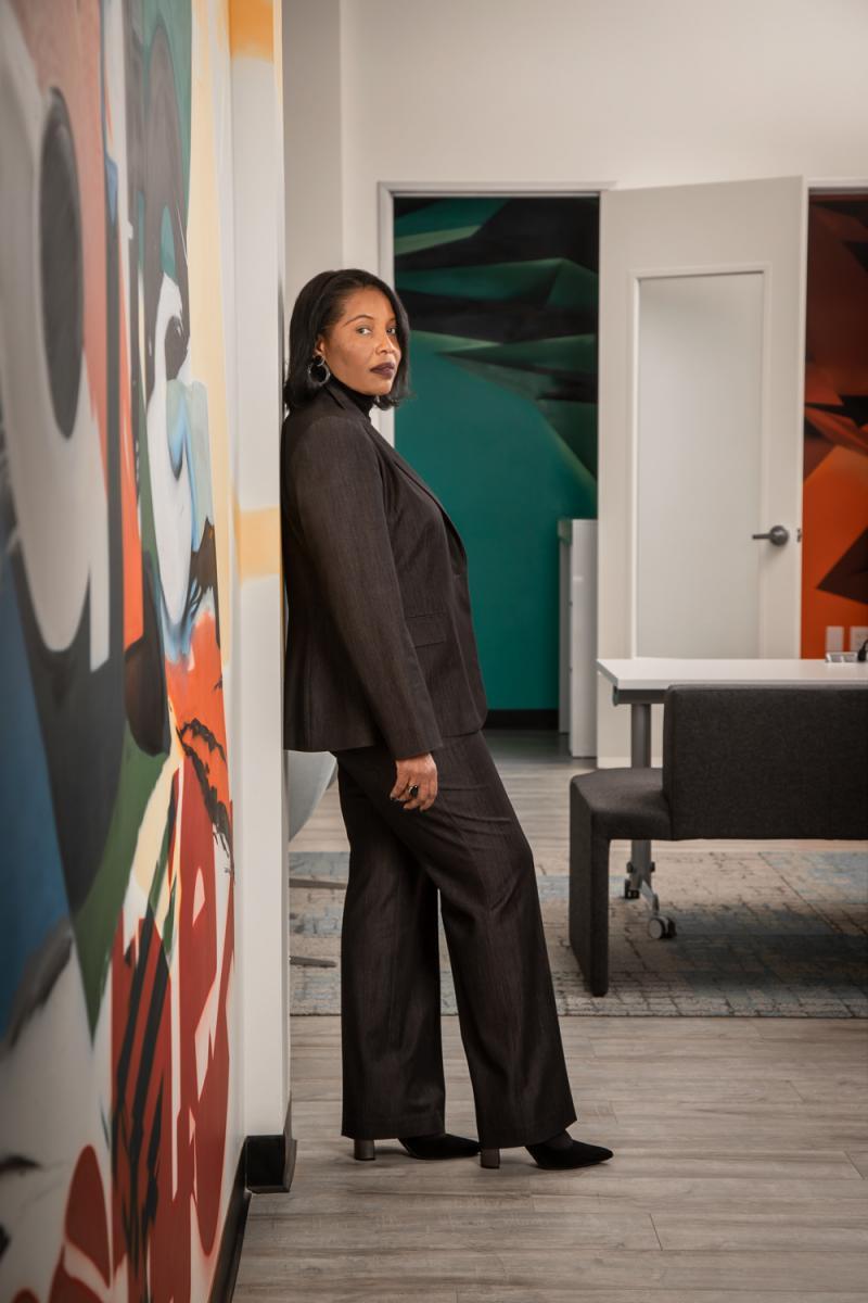 Women in Leadership: Deitra Kenoly, San Joaquin Media Group - Comstock's magazine