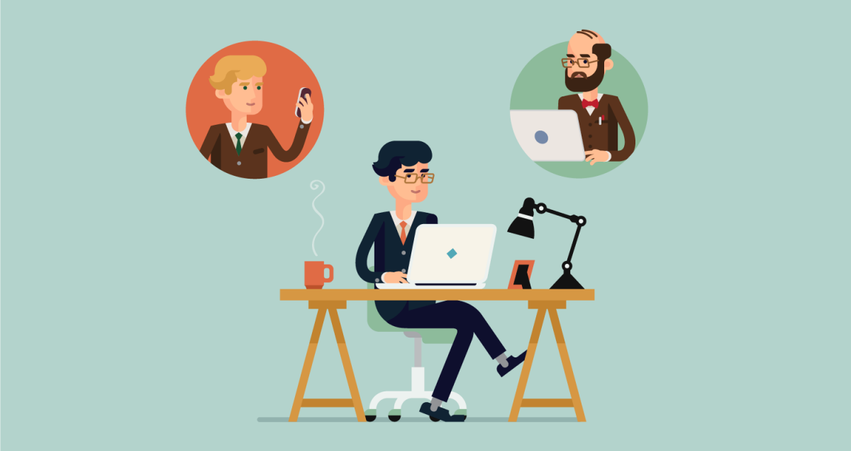 So You Want To Try Telecommuting Comstock S Magazine