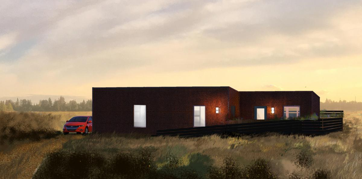 f1bf8d6ea UC Davis students are building a solar-powered and energy-efficient house  for the U.S. Department of Energy s Solar Decathlon. (Photos courtesy UC  Davis ...
