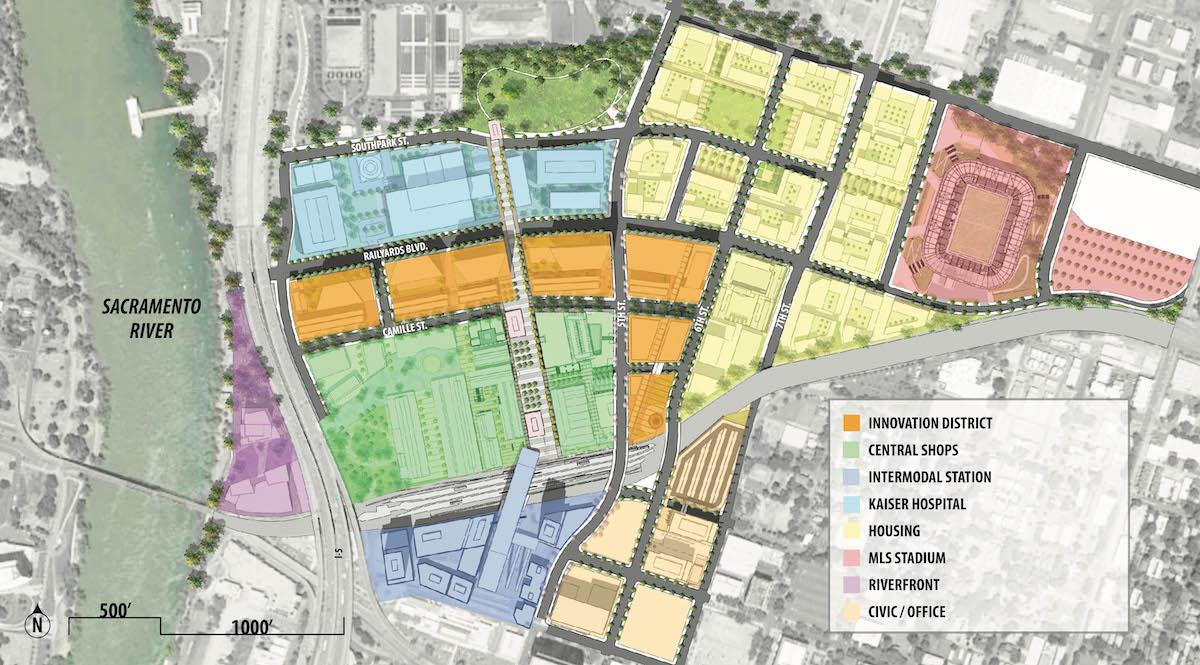 At The Railyards, it's Full Steam Ahead | Comstock's magazine