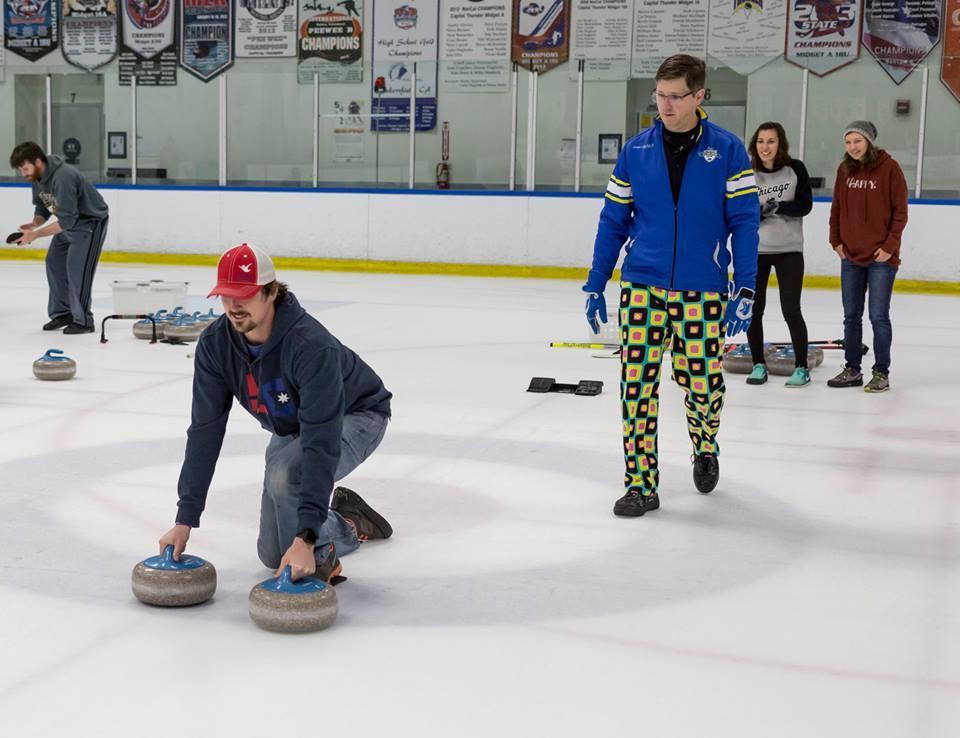 Curling In Roseville Comstock S Magazine