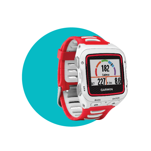 Garmin's Forerunner 920XT is a sport watch that measures time, speed, pace, altitude and heart rate. It also enables users to upload the training data to their personal computers. Retail price: $450