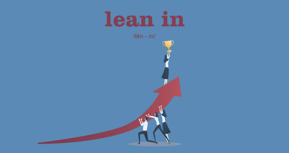 Buzzwords: Lean In - Comstock's magazine