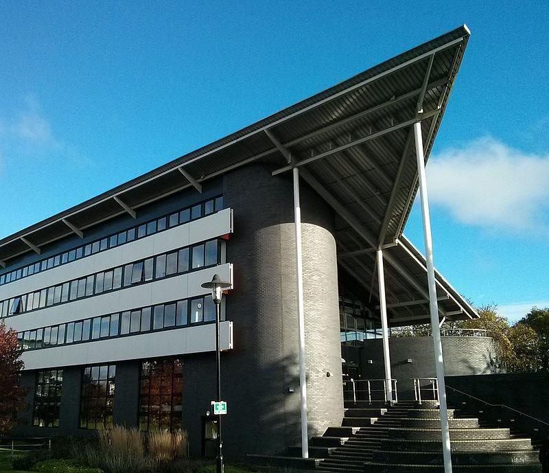 International Digital Lab at the University of Warwick in Coventry, England