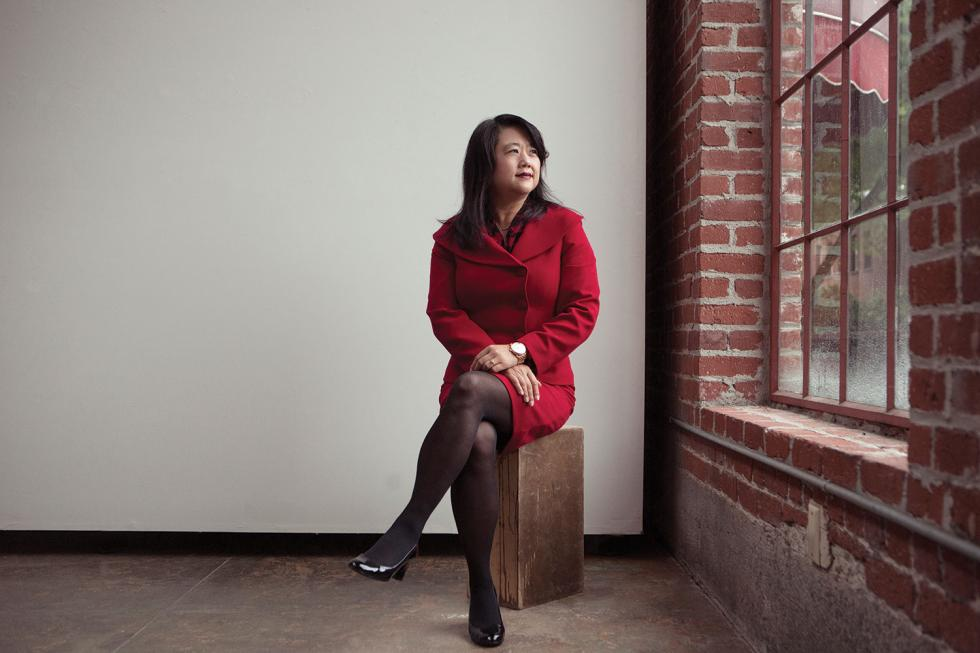 Meea Kang, president and founding partner, Domus Development