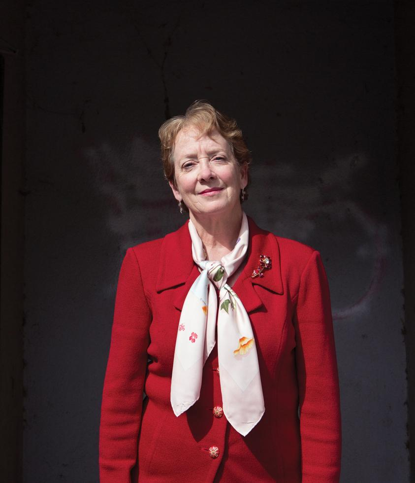 Dr. Julie Freischlag, the vice chancellor for human health sciences and dean of the School of Medicine at UC Davis