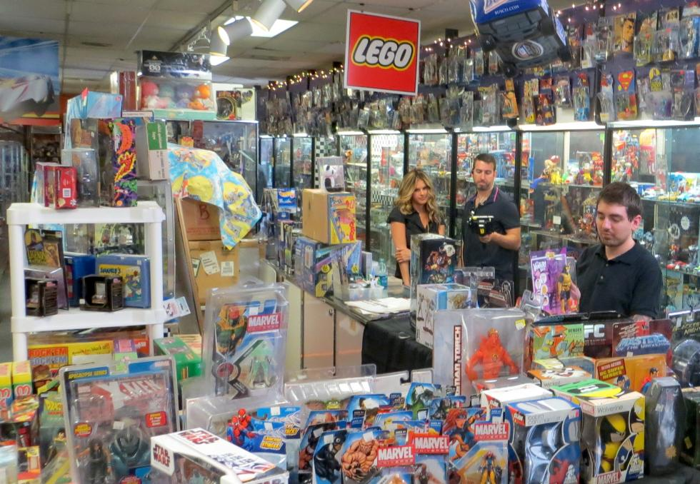 Toy Fusion in Sacramento closed its storefront location in March. The business had been open for about 15 years. (Photography: Courtesy of Toy Fusion)