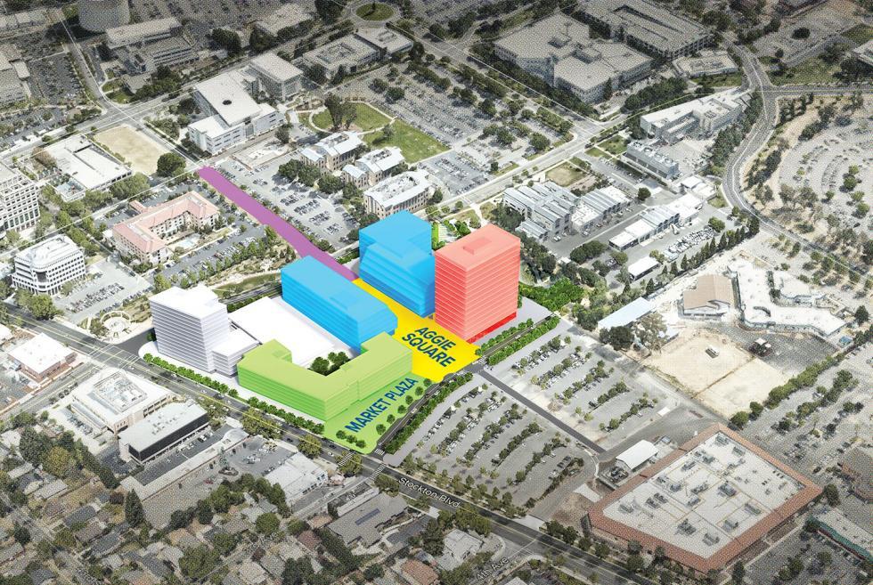 UC Davis' Aggie Square Can Lead to Regional Prosperity - Comstock's magazine