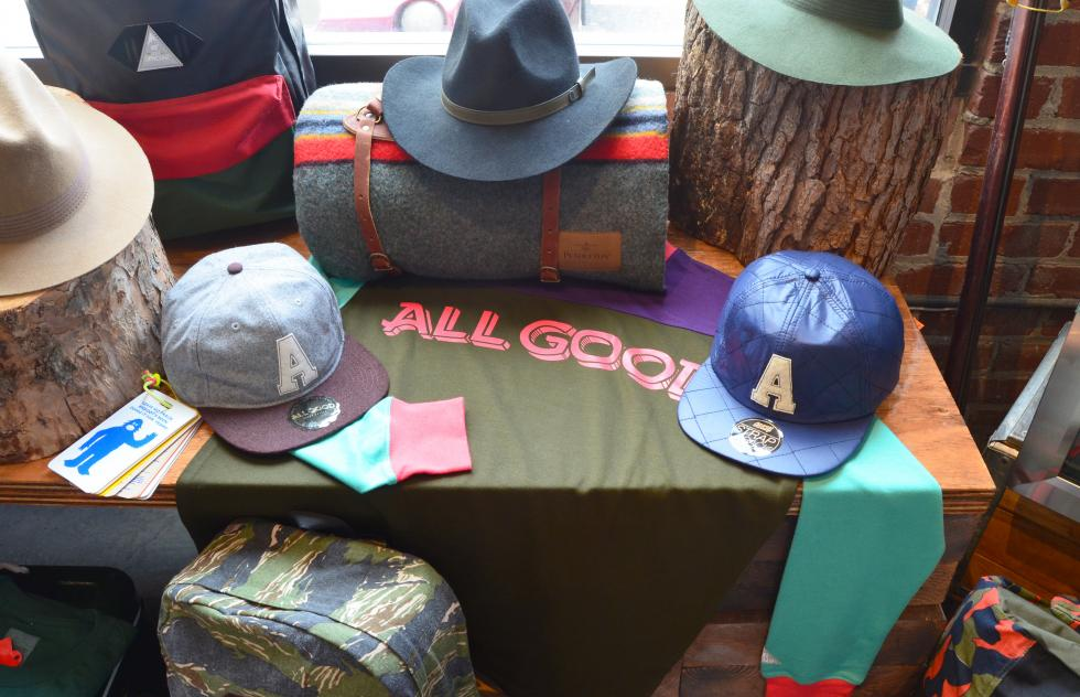 All Good opened its flagship store on R Street in Sacramento last December.