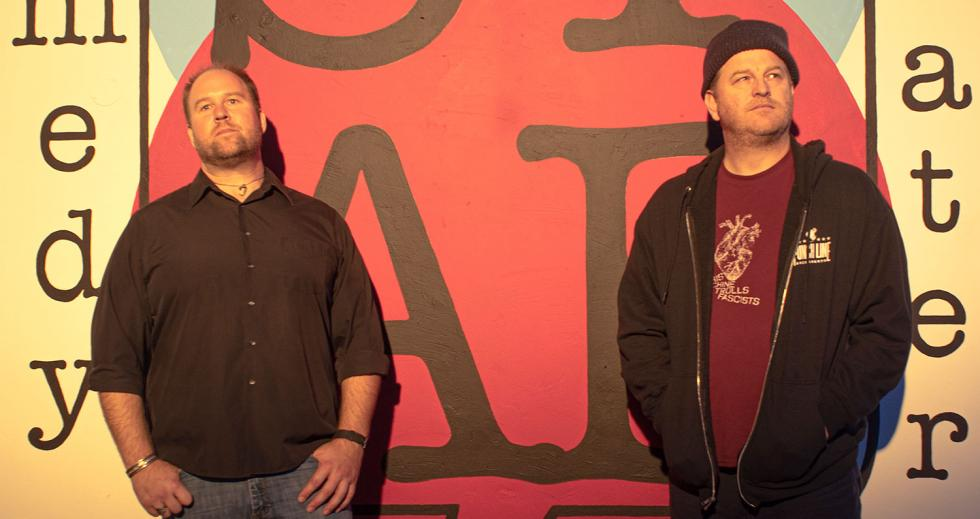 Duo Takes a Stab at Comedy With Intimate Venue - Comstock's magazine