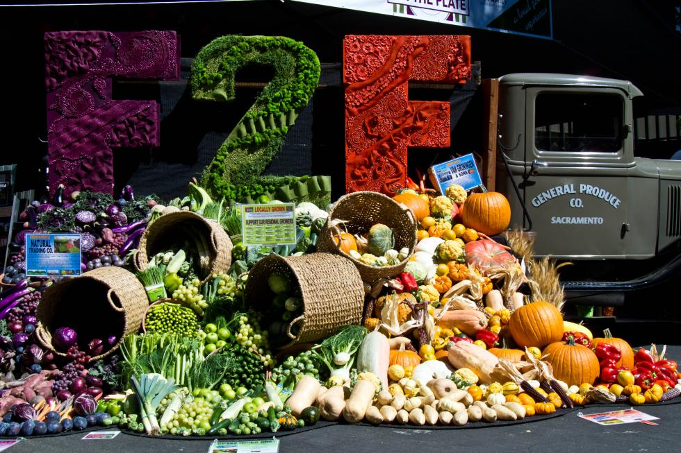 The third-annual Farm-to-Fork Festival in Sacramento takes place Saturday, Sept. 24.( Photo courtesy SCVB)