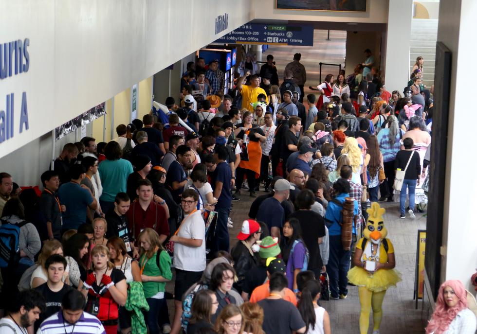 SacAnime will once again be held at the Sacramento Convention Center. (Photo courtesy SacAnime)