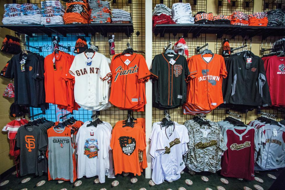 Within the greater Sacramento area, baseball fans lean predominantly toward the Giants, making the River Cats an ideal Triple-A affiliate for the Major League team.
