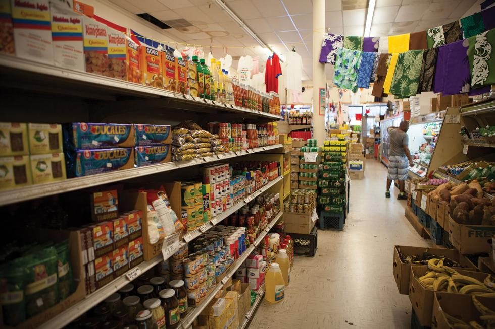 Red Star International Market on East Parkway in Sacramento features Central & South American goods