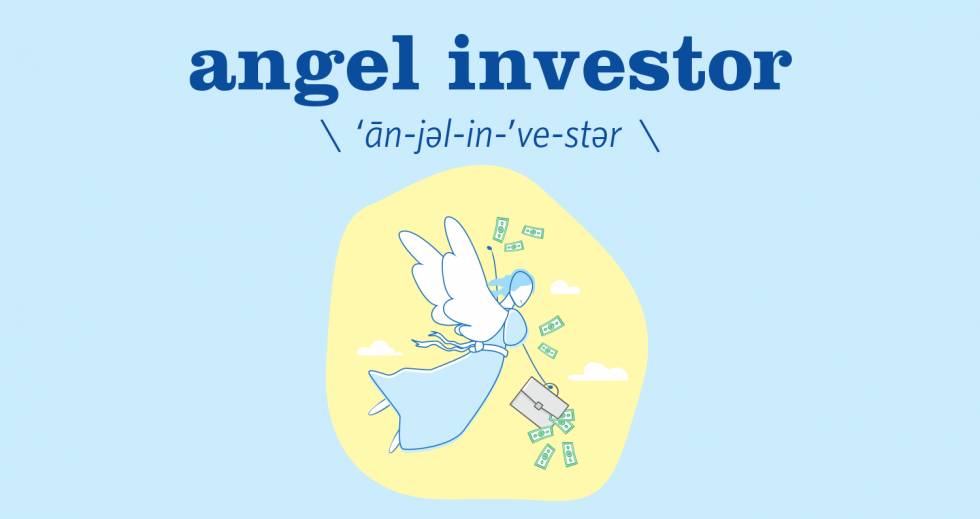 Buzzwords: Angel Investor - Comstock's magazine