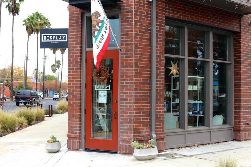 "The ""HollaDays"" are back at the Display: California pop-up retail store location on 34th Street and Broadway in Sacramento's Oak Park neighborhood."