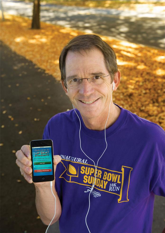 Fred Sconberg, Upbeat Workouts Apps