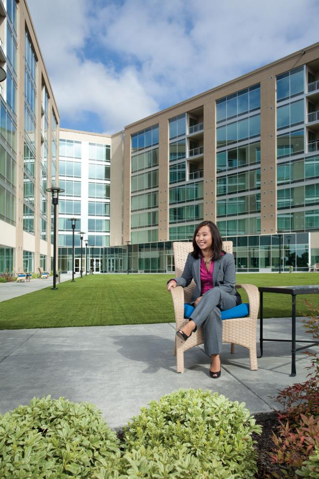Mimi Nguyen, economic development director, Downtown Stockton Alliance