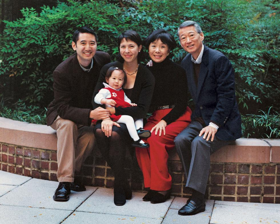 The Matsui family