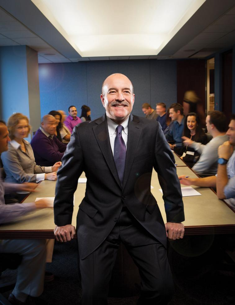Rob Lynch, 57, was named the third president and CEO of VSP Global in 2006.