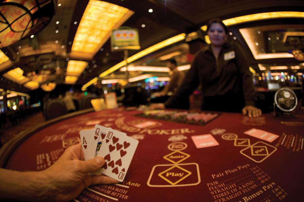 Staying steady at around 2,400 workers, Cache Creek Casino Resort is the largest private employer in Yolo County.