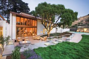 Eco-friendly Cavallo Point offers luxury accomodations and activities for groups of 10 to 300.Photo by Kodiak Greenwood