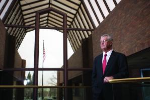 Bob Dean, executive vice president of the western region for Grubb & Ellis Co.