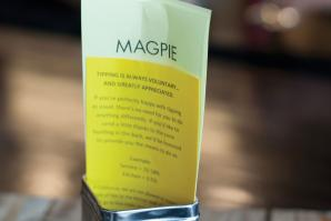 Last summer, Magpie began offering customers the opportunity to tip kitchen staff separately from servers.
