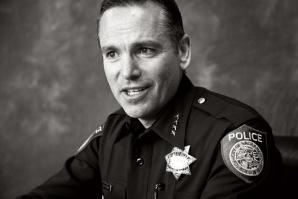 Sacramento Police Chief Sam Somers, Jr.