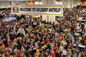 (Photo courtesy of Wizard World)
