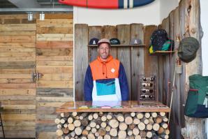 Jason Maggio runs Sacramento-based clothing line All Good. (Photography by Jennifer Snyder)