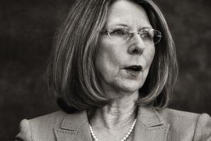 Diana Dooley, California's secretary of Health and Human Services