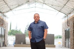 Ernesto Delgado, owner of downtown restaurant Tequila Museo Mayahuel and new Milagro Centre restaurant, Mesa Mercado.