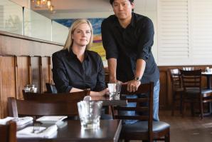 Krissy White and Matt Sin, owners, Foundation Restaurant & Bar
