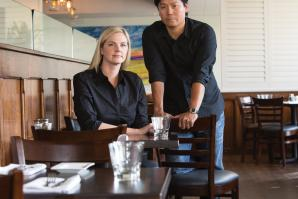 Krissy White and Matt Sin, owners, Foundation Restaurant & Bar