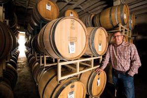 Stuart Spencer is the owner of St. Amant Winery in Lodi. He and eleven other local winemakers have joined together to launch the Lodi Native Project, an effort to produce all-natural Zinfandels that highlight the truest flavors of Lodi's oldest vineyards.