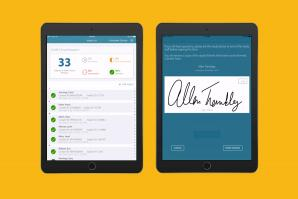 Mytrus' secure system allows doctors to gather patient data remotely.
