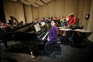 Lodi pianist Ester Roche began performing with the Stockton Symphony as a child.