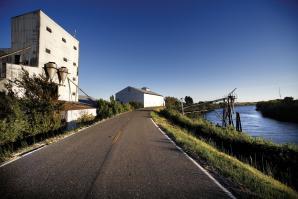 The Sacramento San Joaquin Delta near Miner Slough