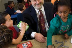 Fred Teichert of the Teichert Foundation
